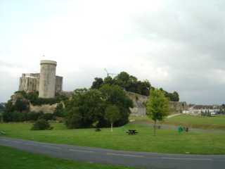 Falaise : William the Conqueror birthplace castel / Chateau de naissance de Guillaume le Conquerant
